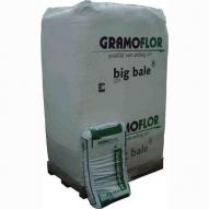 Substrato Gramoflor 100% Rubia MO Big Bale 3350 litros (VE)
