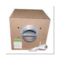 Caja de extracción (extractor) MDF madera