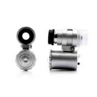 Microscopio Led 60x + ultravioleta PN