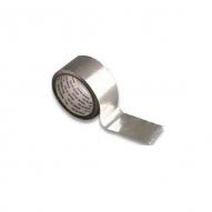 Cinta de aluminio 50mm rollo de 50m