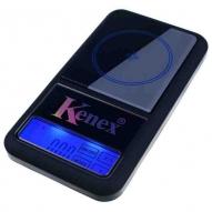 Báscula Kenex Glass 0,01/100gr