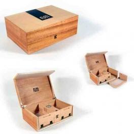 * Caja curado Large B4CC Fum Box
