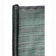 Malla ocultacion verde de 1,5 metros de ancho