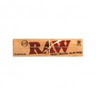 Papel Raw King Size Slim , librillo de 32 papeles