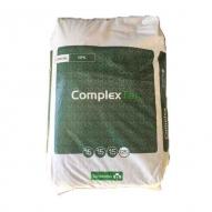 Fertilizante COMPLEXTAR granulado NPK 15-15-15+25S, saco de 25 kg