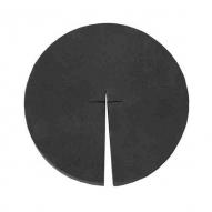 Disco de neopreno 7,5cm