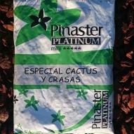 Substrato Cactus Platinum saco 5L Pinaster