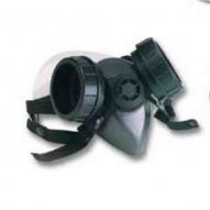Semimascara de seguridad TP2000S (para filtro A2P3)