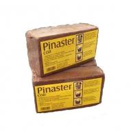 Briqueta de coco deshidratado y comprimido Platinum 8-9L Pinaster