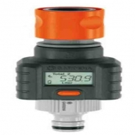 Acualímetro digital GARDENA (caudalímetro - contador agua manguera )