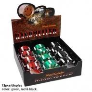 Grinder Polinizador Poker 50x26mm
